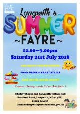 Langwith's Summer Fayre