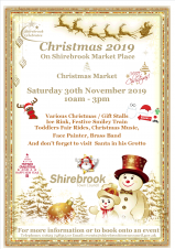Christmas Market (Shirebrook Town Council)