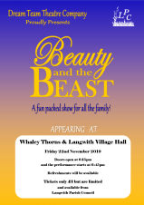 Pantomime - Beauty & The Beast