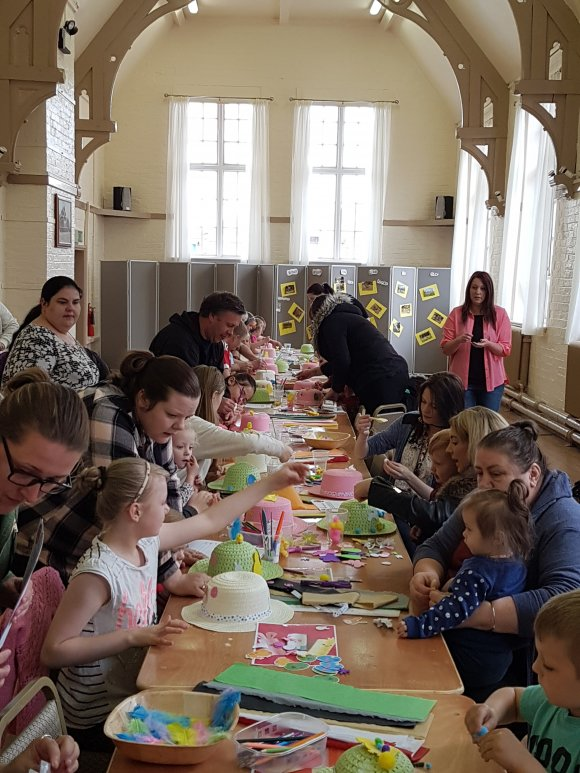 Easter Crafts Morning 2017 (1)